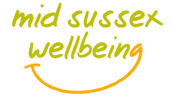 Mid Sussex Wellbeing Logo
