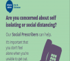 Image relating to Social Prescribing - Covid-19