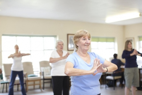 Exercise CLASS AGE UK USE ONLY