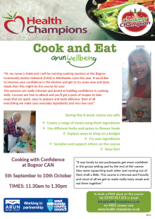 cook and Eat sept 2018